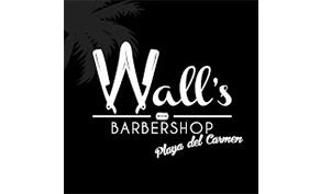walls barbershop