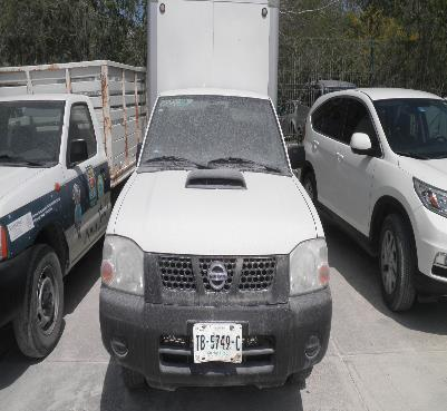 Camioneta Chasis