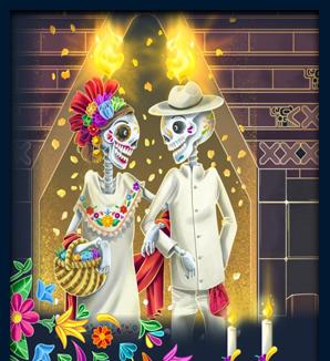Colaboradores en Festival de Tradiciones de Vida y Muerte 2017