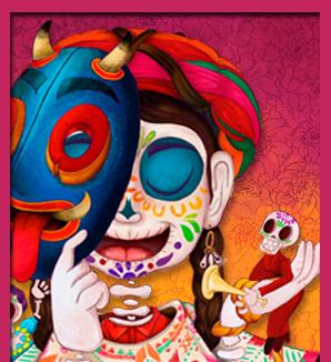 Boletos de Festival de Vida y Muerte para Colaboradores