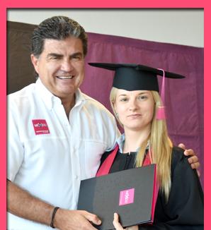 Graduación Certificación Modular por Puesto de Club Vacacional