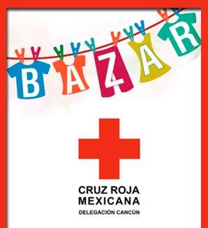 Bazar Cruz Roja Mexicana